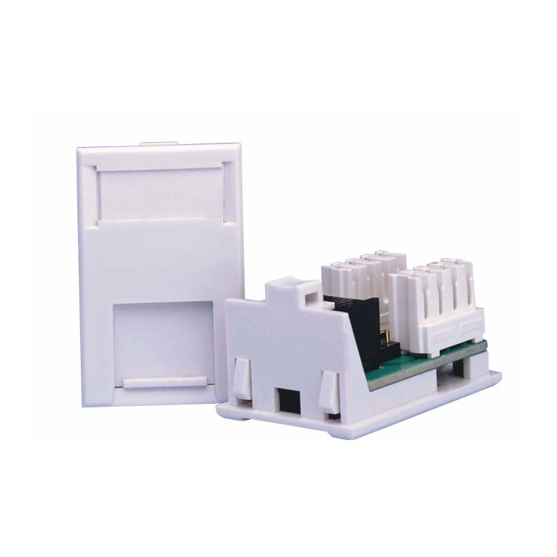 Cat6 UTP RJ45 Modules - LJ6C Size