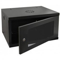 18u 600mm Wide 600mm Deep Racky Rax Wall Mounted Cabinet