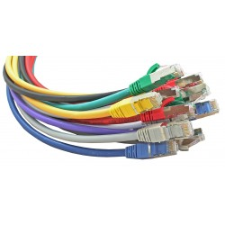 Cat6a S-FTP RJ45 Patch Leads