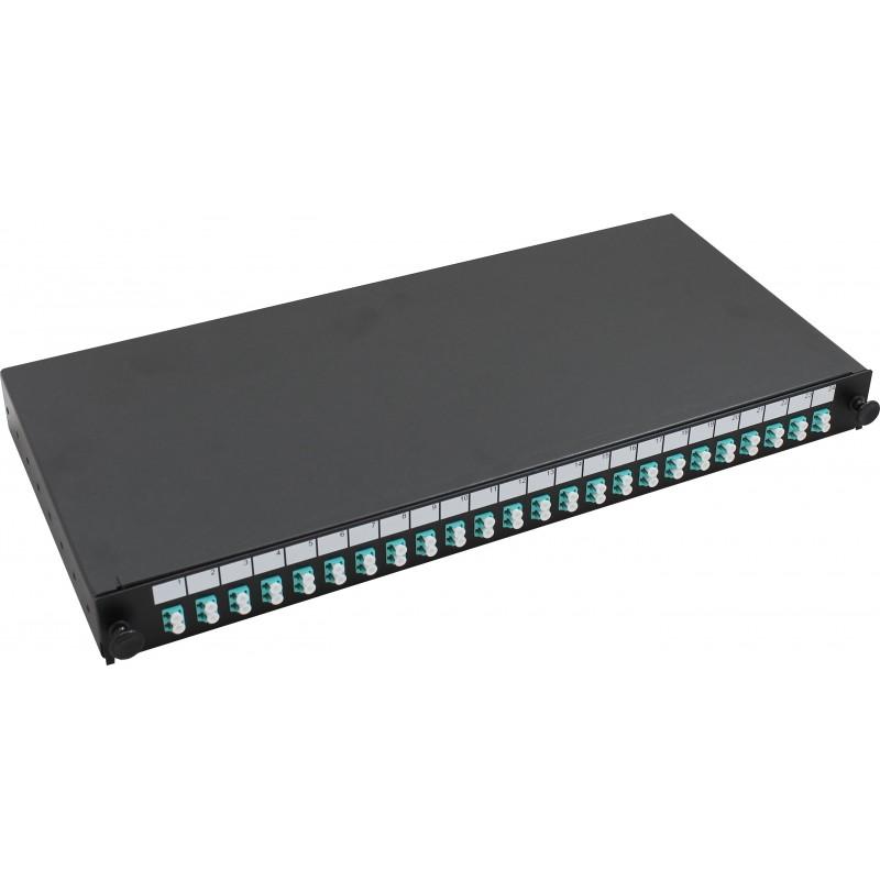 LC Fibre Patch Panels