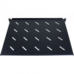 300mm Cantilever Shelf (Black) for Wall Cabinets