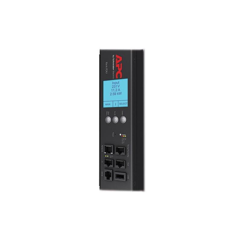 APC Metered Rack PDU AP8681