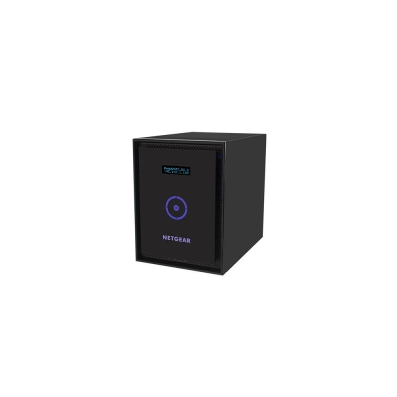 12TB (6x2TB) Netgear ReadyNAS 316