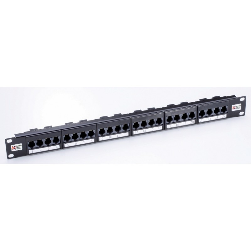 24 Way Voice Host Patch Panel