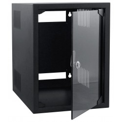"8u 10"" Mini Office Cabinet - 350mm Deep"
