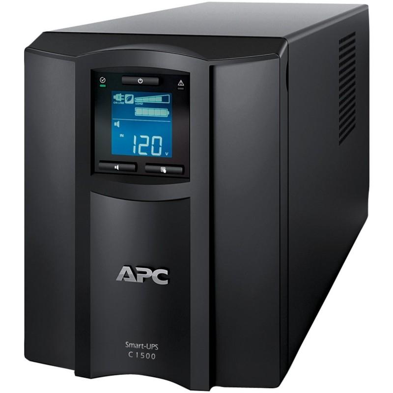 APC SMC1000I Smart-UPS C 1000VA LCD 230V