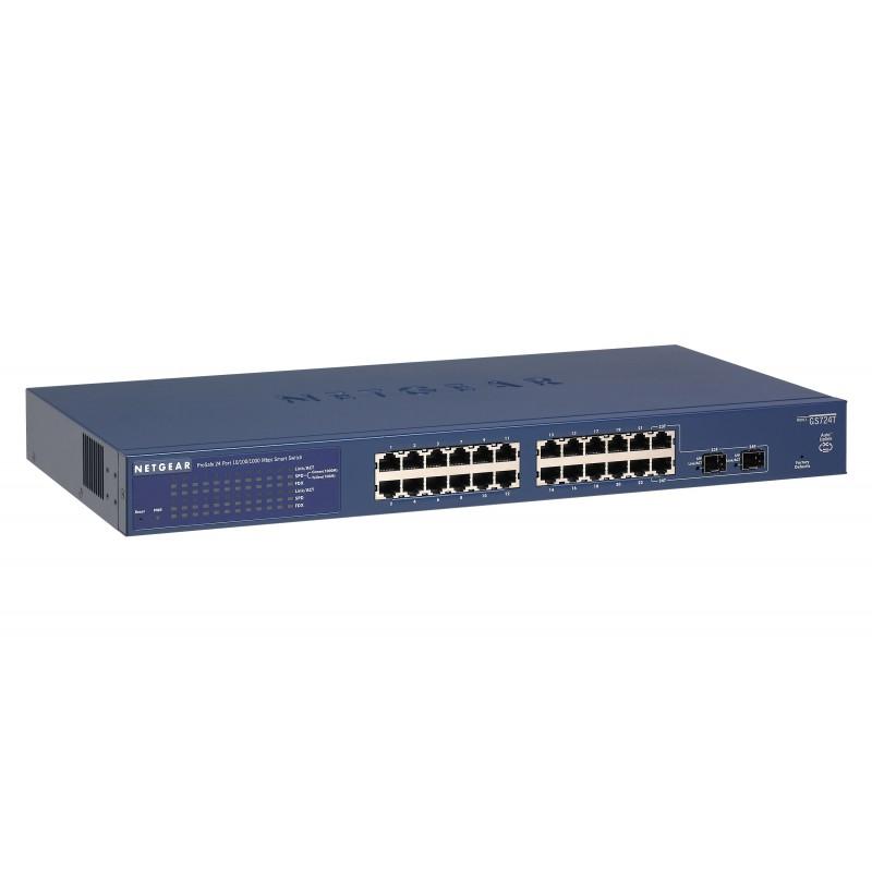 Netgear ProSafe GS724T