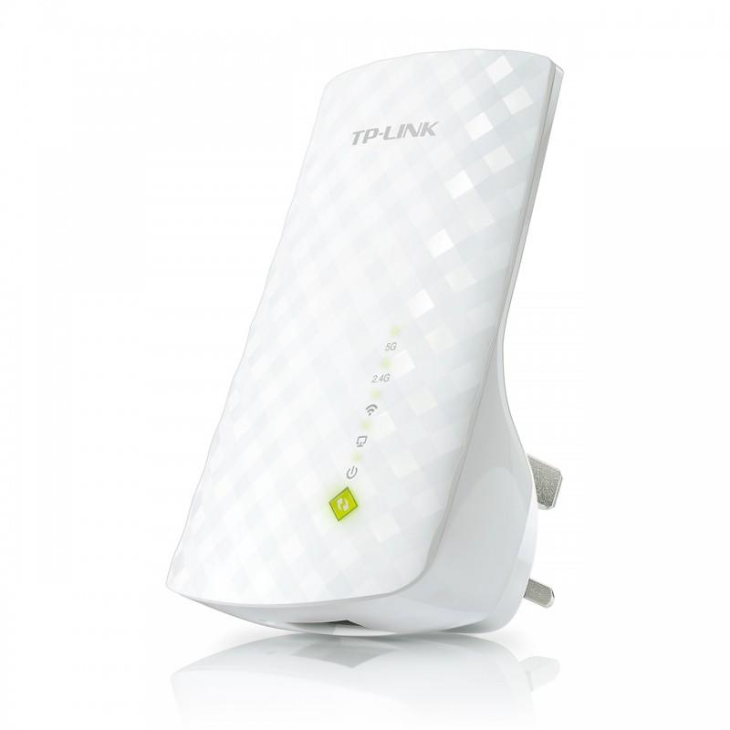 TP-Link RE200 AC750 WiFi Range Extender