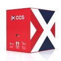 305mt Box of Cat5e UTP Cable - PVC Outer Sheath