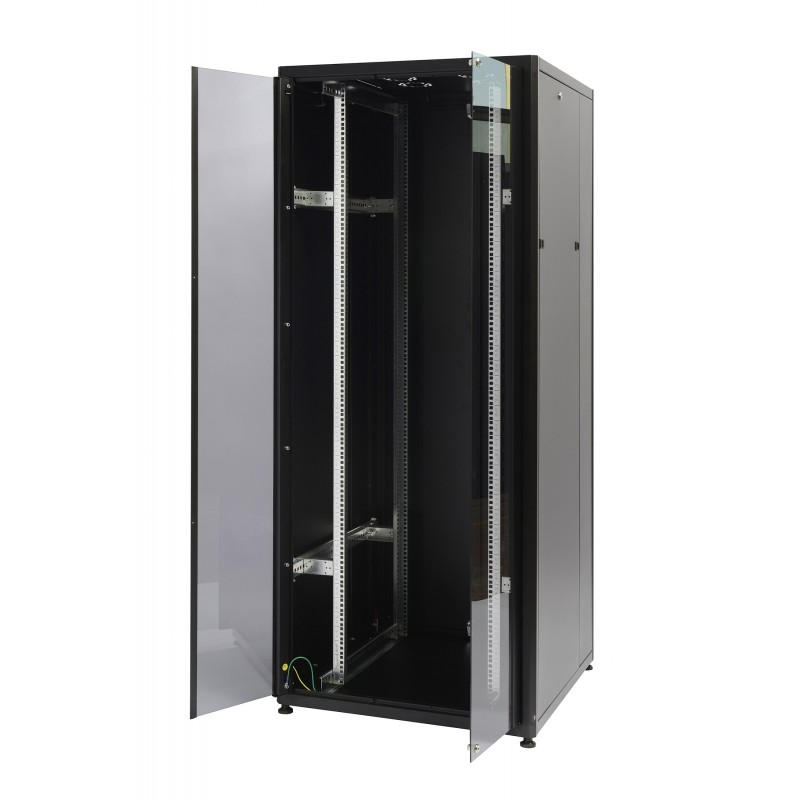 RackyRax 800mm x 800mm Data Cabinet Front Open