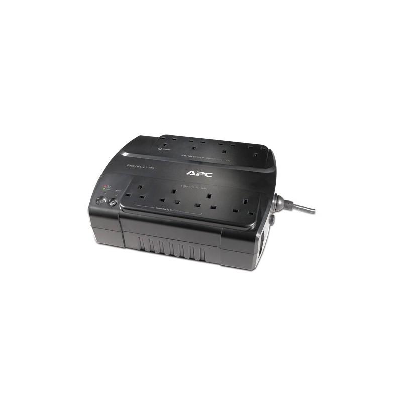 APC BE700G-UK Power-Saving Back-UPS 700VA, 230V, BS1363