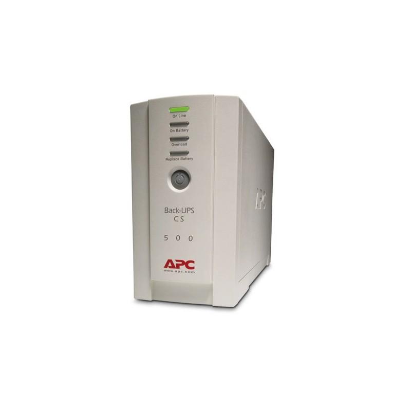 APC BK500EI Back-UPS 500VA, 230V