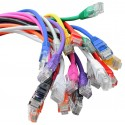 Cat6 Booted UTP PVC RJ45 Patch Lead