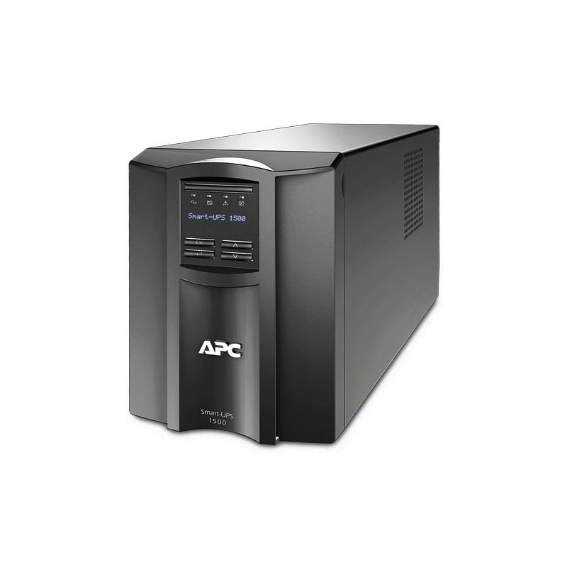 APC SMT1500I Smart-UPS 1500VA LCD 230V