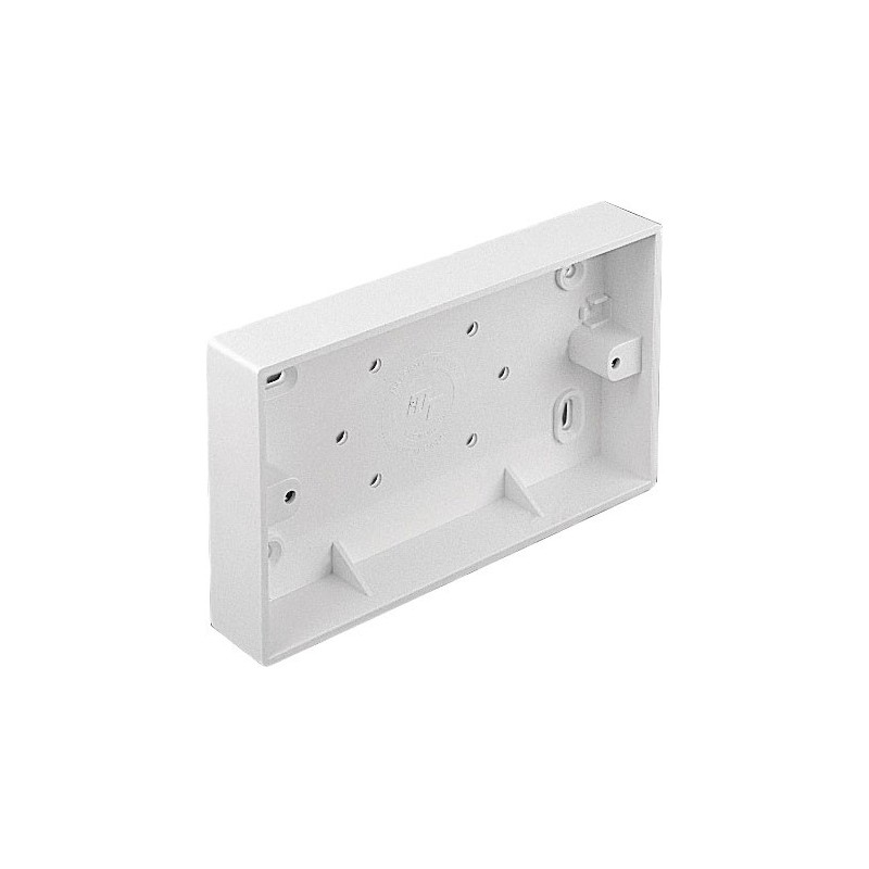 CCS DoubleGang Surface Mount Back Box (32mm)