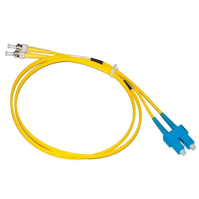 SC - ST Singlemode (9/125) Duplex Fibre Patch Lead