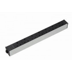UK Socket / IEC C20 Plug Rack PDU