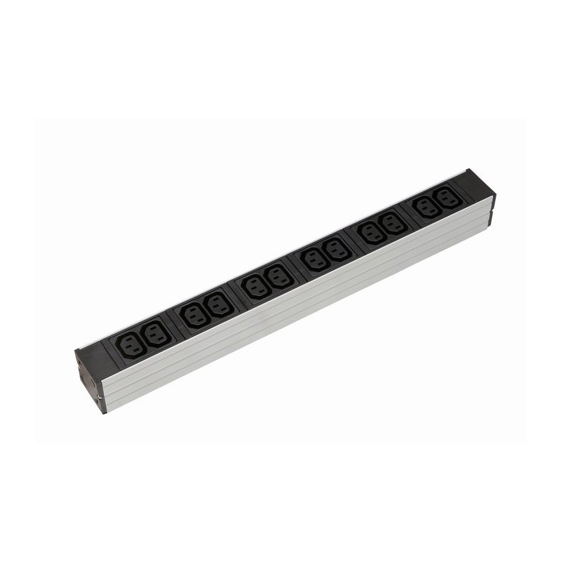 IEC C13 Socket / C32 Commando Plug Rack PDU