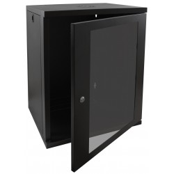18u 450mm Deep Wall Mounted Data Cabinet