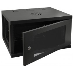 6u 550mm Deep Wall Mounted Data Cabinet