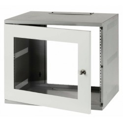 12u 600mm Deep Wall Mount Data Cabinet