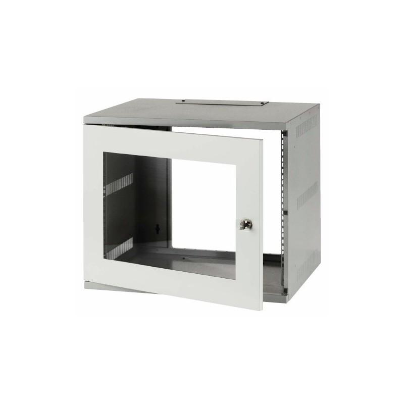 15u 600mm Deep Wall Mount Data Cabinet
