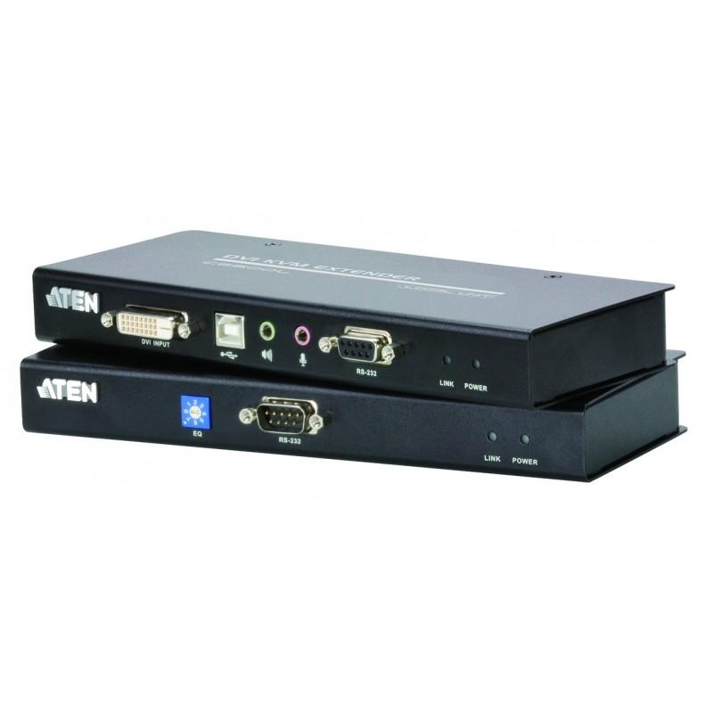 Aten CE600 DVI KVM Extender