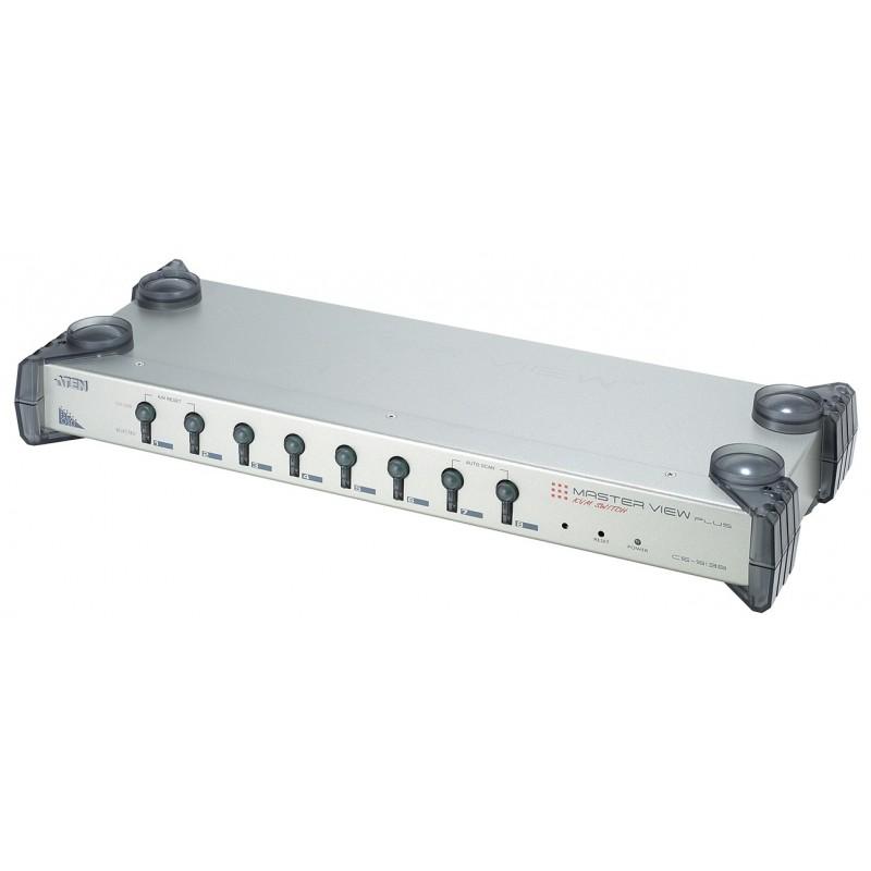Aten CS9138 8-Port PS/2 KVM Switch
