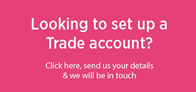 Need a trade account? - send us your details